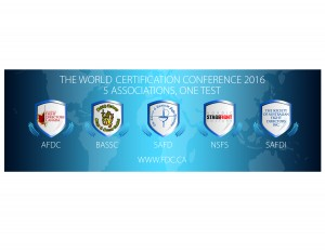 The world conference banner